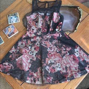 Trixxi Mini Party Dress